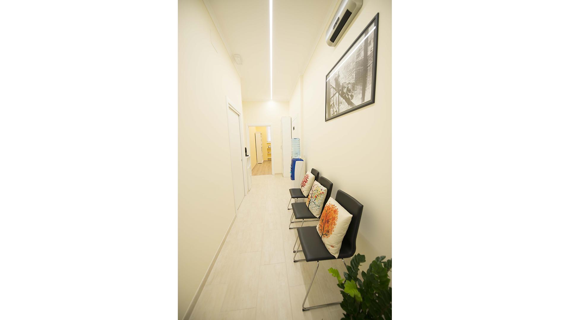 centro rnc roma sala di attesa